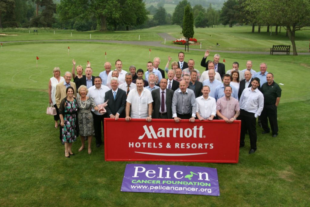 Euromotors golf day charity event for Pelican Foundation